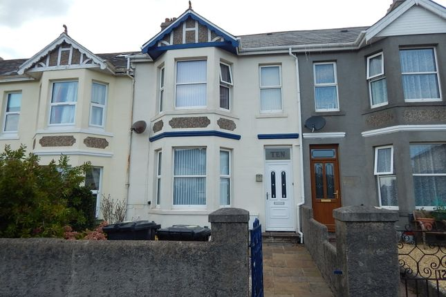 Thumbnail Terraced house for sale in Cary Park Road, Torquay