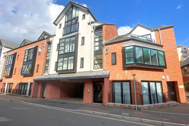 3 bed flat for sale in Tudor Street, Exeter EX4