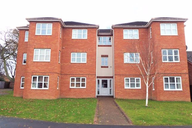 External of Tree Top Mews, Wallsend NE28