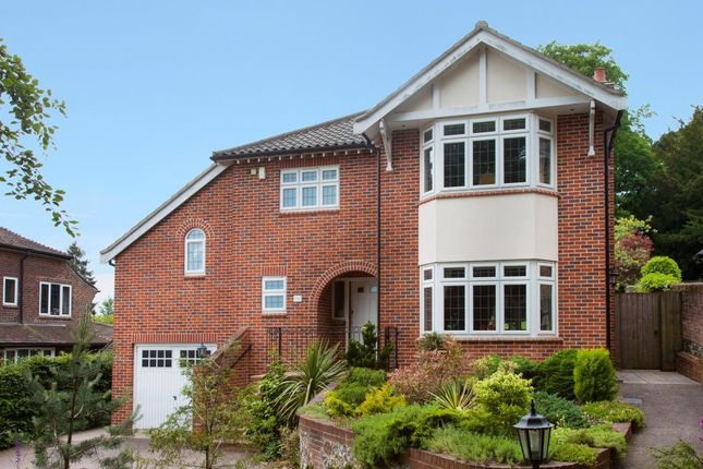 Thumbnail Detached house for sale in Thunder Lane, Thorpe St. Andrew, Norwich