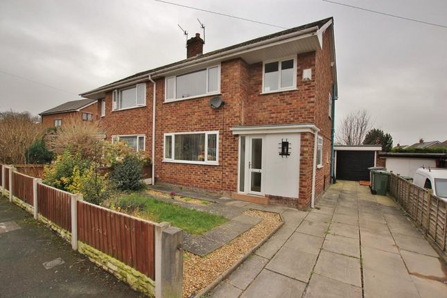 Thumbnail Semi-detached house to rent in Eltham Green, Arrowe Park, Wirral, Merseyside