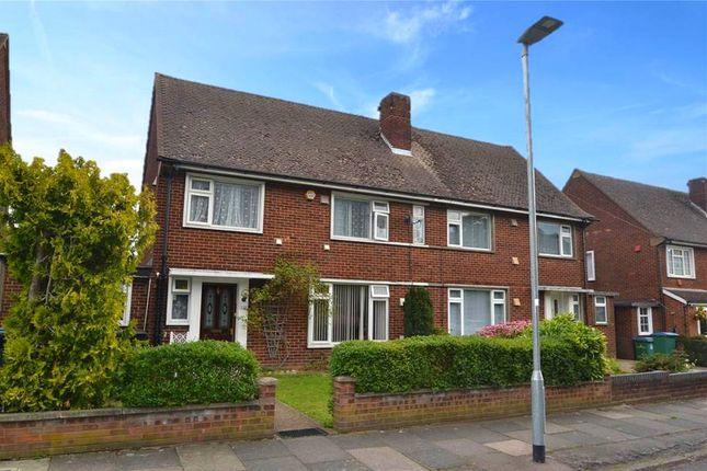 Thumbnail Semi-detached house for sale in Leggatts Rise, Watford