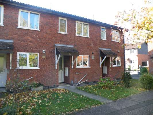 Thumbnail Terraced house to rent in Cranemore, Werrington, Peterborough