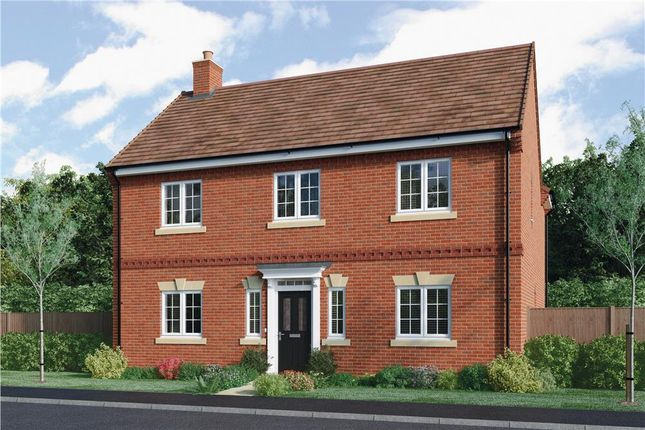 """Thumbnail Detached house for sale in """"Birchwood"""" at Starflower Way, Mickleover, Derby"""