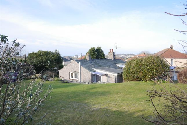 Thumbnail Detached bungalow for sale in The Cottage, Victoria Road, Whitehaven, Cumbria