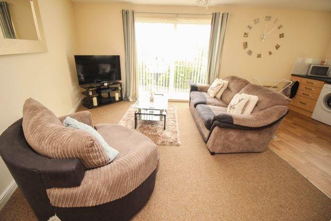 Thumbnail Flat to rent in Fairfield Place, Winlaton, Blaydon-On-Tyne