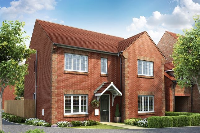 "Thumbnail Detached house for sale in ""The Marylebone "" at Hatfield Road, St Albans"