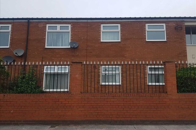Thumbnail Flat to rent in Rosalind Way, Liverpool
