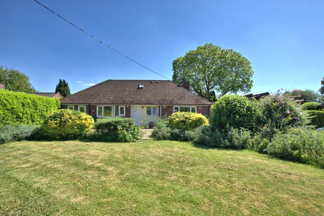 Thumbnail Detached house to rent in New Road, Haslingfield, Cambridge