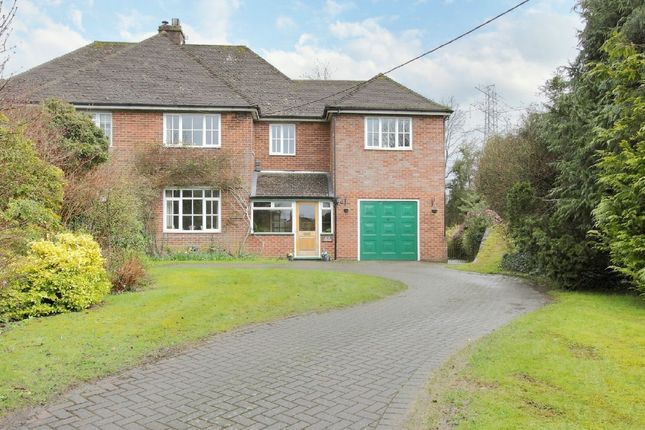 Thumbnail Semi-detached house for sale in Charlton, Andover