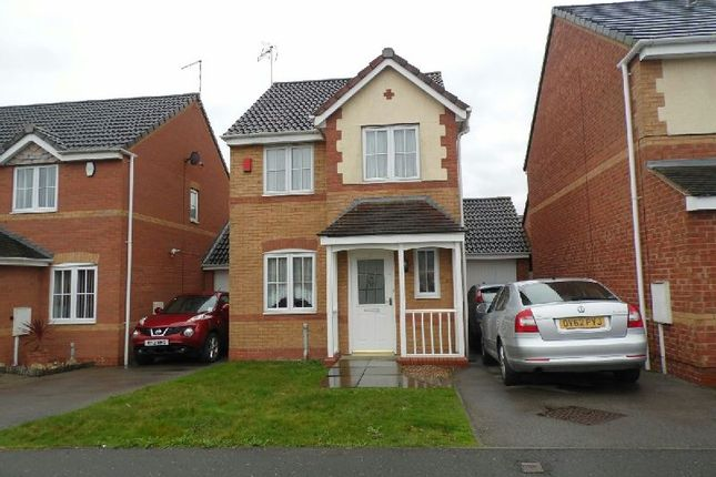 Thumbnail Detached house to rent in Bolus Road, Thorpe Astley, Braunstone, Leicester
