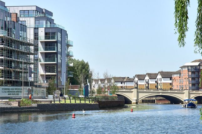 2 bed flat for sale in Nene Wharf At Fletton Quays, East Station Road, Peterborough PE2