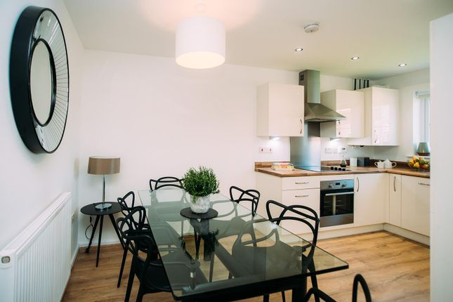 Dining Room of Lighton Mews, Eccles, Manchester M30