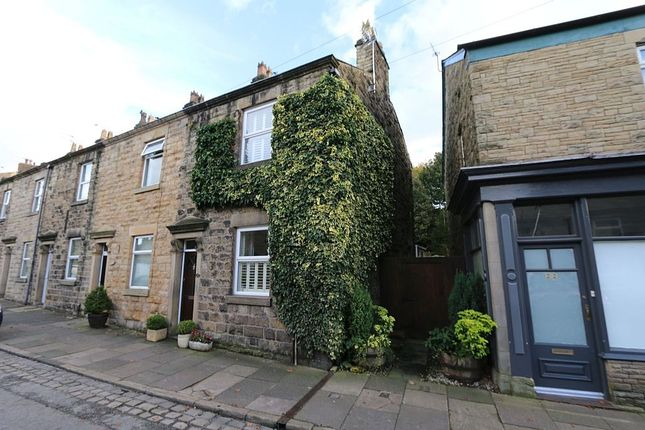 Thumbnail End terrace house for sale in 20, Wellington Road, Bollington, Macclesfield, Cheshire