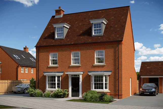 Thumbnail Detached house for sale in Plot 7 Post Office Lane, Kempsey, Worcester
