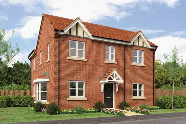 "Thumbnail Detached house for sale in ""Repton"" at Gorsey Lane, Wythall, Birmingham"