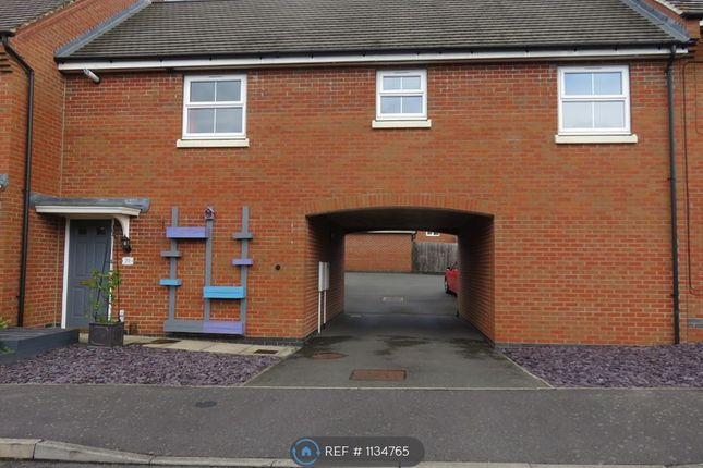 2 bed terraced house to rent in Anglia Drive, Church Gresley, Swadlincote DE11