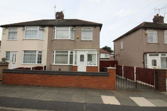 Thumbnail Semi-detached house for sale in Wheatley Avenue, Bootle