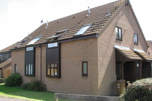 Thumbnail Terraced house to rent in Uplands, Stevenage
