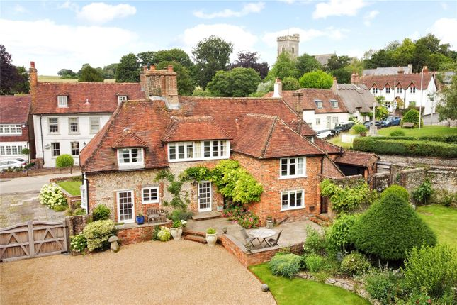 Thumbnail Detached house for sale in West Meon, Petersfield, Hampshire