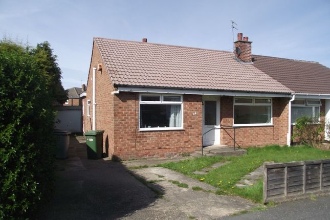 Thumbnail Bungalow to rent in Haddon Drive, Pensby, Wirral