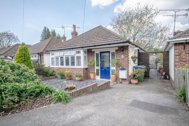 Thumbnail Detached bungalow for sale in Exleigh Close, Bitterne, Southampton