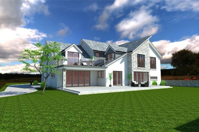 Thumbnail Detached house for sale in New House, Meadow View, Fossoway, Kinross-Shire