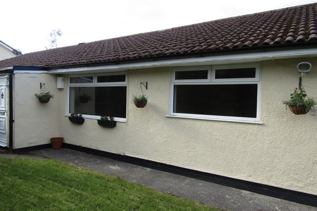 Thumbnail Bungalow for sale in Sycamore Close, Aberdare