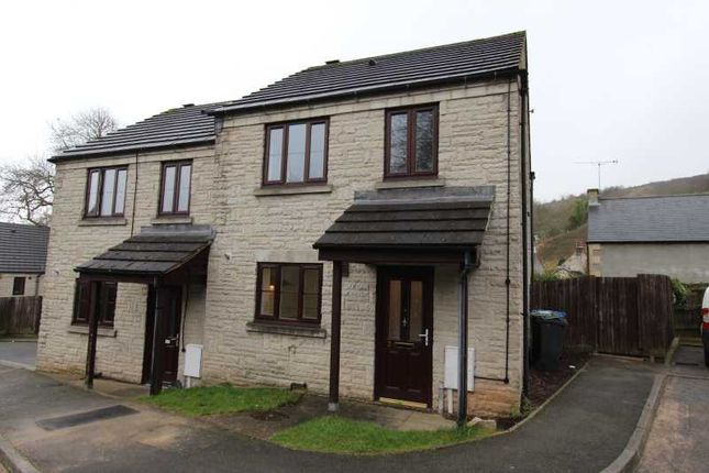 Thumbnail Semi-detached house for sale in Hoptonwood Close, Middleton, Nr Matlock