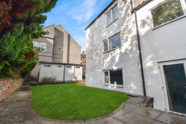 Garden of King Street, Alfreton DE55