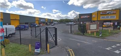 Light industrial to let in Balm Road Industrial Estate, Beza Street, Leeds, West Yorkshire
