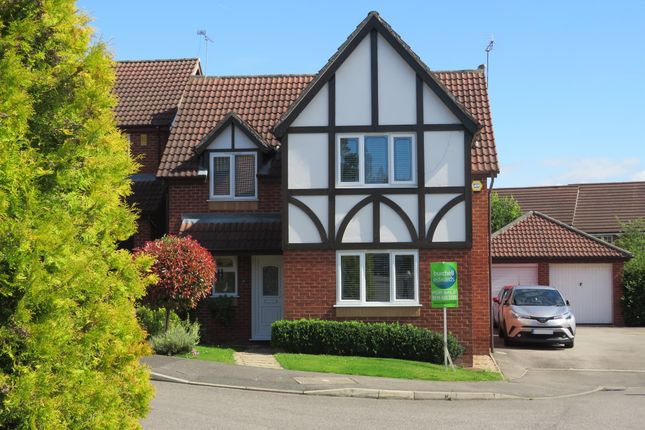 Thumbnail Detached house for sale in Sparrow Close, Ilkeston