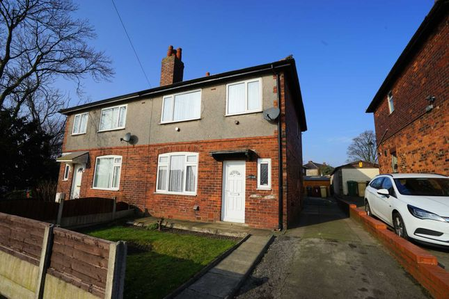 Thumbnail Semi-detached house for sale in Station Road, Blackrod, Bolton