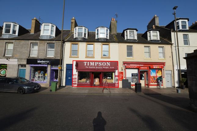 Thumbnail Commercial property for sale in High Street, Musselburgh, East Lothian