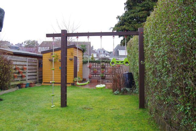 Rear Garden of Balgownie Road, Bridge Of Don, Aberdeen AB23