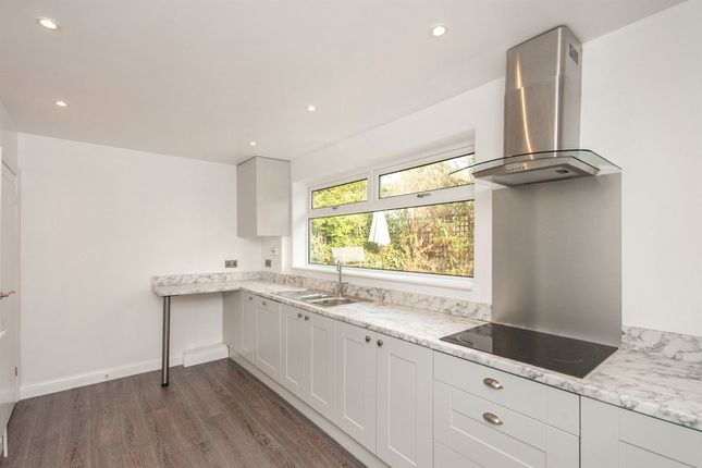 Thumbnail Detached bungalow for sale in Honeyway Close, Polegate