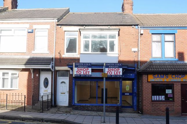 Thumbnail Commercial property for sale in Station Road, Seaham