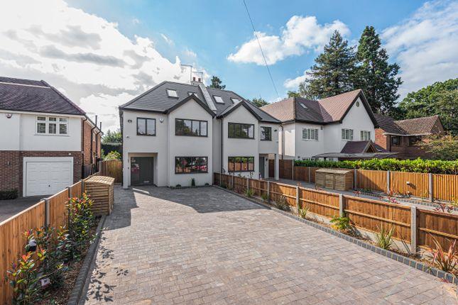 5 bed semi-detached house for sale in Pine Grove, Brookmans Park, Hatfield AL9
