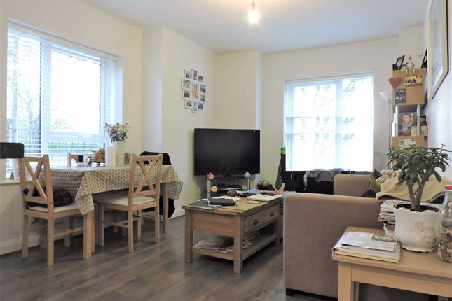 Living Area of Mount Road, Levenshulme, Manchester M19