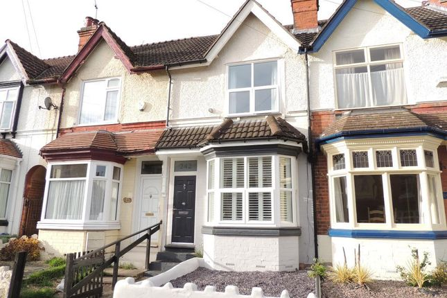 Thumbnail Terraced house for sale in Park Road, Bearwood, Birmingham