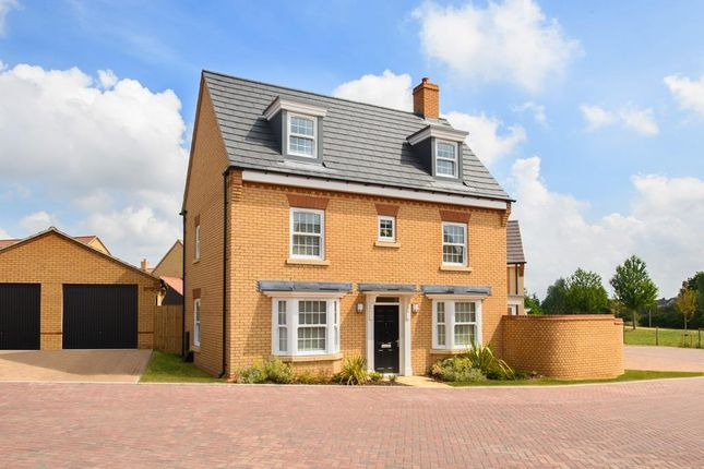 """Thumbnail Detached house for sale in """"Hertford"""" at Southern Cross, Wixams, Bedford"""