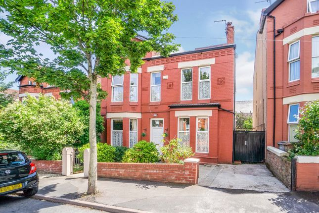 Thumbnail Detached house for sale in Hale Road, Wallasey