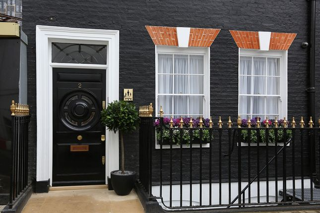 Thumbnail Detached house to rent in Deanery Street, Mayfair, London