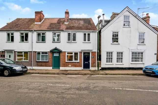 Front of Westbourne, Emsworth, Hampshire PO10