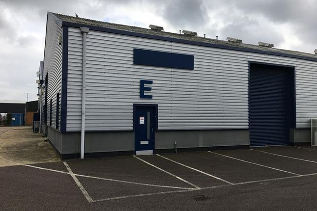 Thumbnail Light industrial to let in E, Trinity Hall Farm Industrial Estate, Nuffield Road, Cambridge
