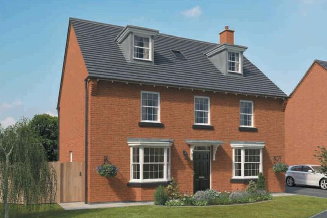 "Thumbnail Detached house for sale in ""Doseley"" at St. Lukes Road, Doseley, Telford"