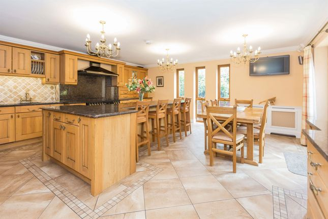 Thumbnail Detached house for sale in Martley Road, Lower Broadheath, Worcester
