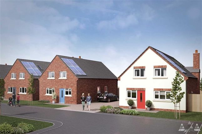 Detached house for sale in Wildflower Close, Calow, Chesterfield, Derbyshire