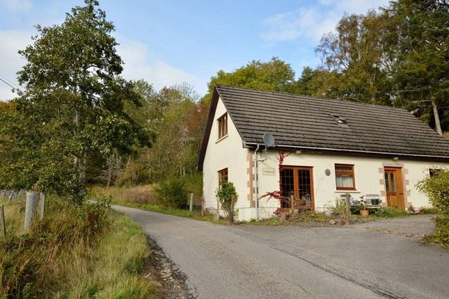 Outside House of Sitheil Balnain, Drumnadrochit, Inverness IV63