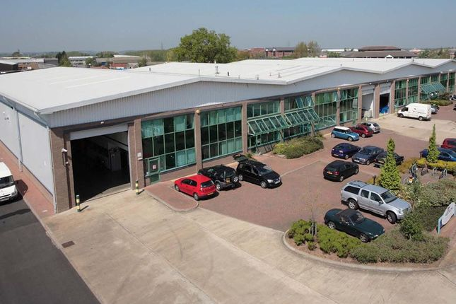 Thumbnail Industrial to let in Unit 4 Tachbrook Link, Warwick
